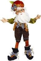 "Mark Roberts Elves - North Pole Jack O' Lantern Elf 51-05589 Small 13"" Figurine"