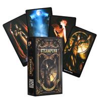 Steampunk Tarot Deck [78 Cards]
