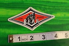 Bear Surfboards Big Wednesday Gerry Lopez Bolt Vintage Surfing Decal STICKER