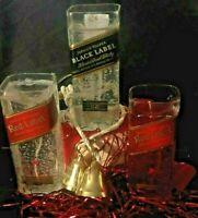 Johnnie Walker Black Candle | Gel Wax makes entire bottle GLOW *Lasts 2X Longer