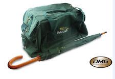 Jaguar Sports Bag & Umbrella Set. Original Jaguar Merchandise
