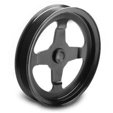 "Holley 97-152 Power Steering Pump Pulley 6.70"" Grooved Pulley with 0.66"" bore"