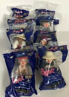 Vintage 2002 McDonalds Happy Meal Bratz Complete Set of 8 Sealed