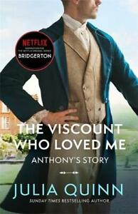 Bridgerton: The Viscount Who Loved Me (Bridgertons Book 2): T New Paperback Book