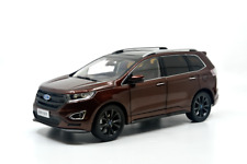 Model Cars 1/18 1:18 Scale Ford EDGE Red Diecast Model Car