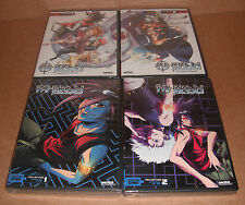 Phi Brain: Puzzle of God Season 1 and Season 2 Complete Collection DVD NEW