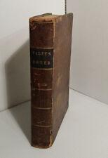 Greece Greek Iliad Homer Edition New York 1834 USA