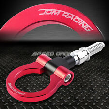 "7"" M15.8xP3.175 PINK FRONT/REAR TOW HOOK RING 97-06 BMW 3/5/7 SERIES 03-14 MINI"