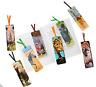 Pack of 12 - Safari Animal Bookmarks - Teacher Supplies Party Bag Fillers