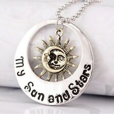Game of Thrones dothraki Moon of my Life, My Sun and Stars necklace.  UK SELLER