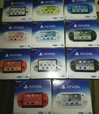 Sony PlayStation PS Vita Slim 2000 FW 3.60 3.65 Various Color in Retail Box New