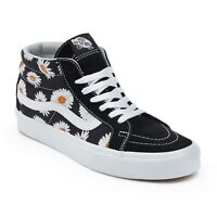 Vans Big Daisy Sk8-Hi Reissue High Skate Sneakers Shoes VN0A391FTOZ Size US 4-13