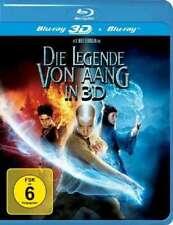 """Die Legende von Aang [3D & 2D Blu-ray/NEU/OVP] Adaption der Serie""""Avatar - Der H"""