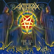 ANTHRAX - For All Kings Deluxe Edition 2 CD *NEW* 2016