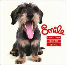 T-SQUARE SUPER BAND-SMILE-JAPAN SACD From japan