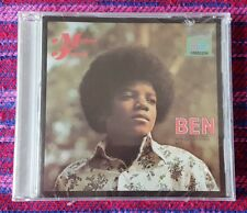 Michael Jackson ~ Ben ( Malaysia Press ) Cd