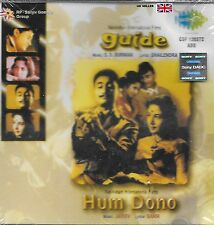 GUIDE / HUM DONO - 2 IN ONE FILM SONGS - NEW BOLLYWOOD SONGS CD - FREE UK POST