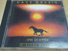 Dave Grusin - One Of A Kind - Digital Master - VG+ (CD)