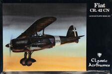Classic Airframes 1:48 Fiat CR.42 CN Plastic Aircraft Model Kit #497U
