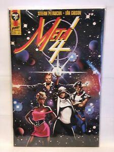 Meta 4 #1 VF 1st Aufdruck First Comics