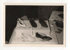 PHOTO Vintage Snapshot Chaussures Nature morte Boîte Magasin Vers 1960-1970