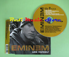 CD Singolo EMINEM LOSE YOURSELF 2002 EU 497815-2 SHADY RECORDS (S16) no mc lp