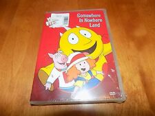 MAGGIE AND THE FEROCIOUS BEAST SOMEWHERE IN NOWHERE LAND TV KIDS Classic DVD NEW