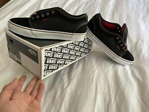 Vans Chukka Low - Black - UK 10.5