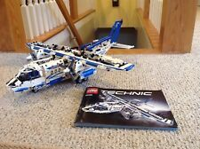 Lego Technic 42025: Cargo Plane | 100% Complete with Box and Instructions