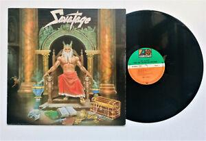 LP Savatage - Hall of the Mountain