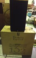 ACOUSTIC RESEARCH AR-132 SPIRIT Speakers PAIR NEW IN BOX!!! RARE VINTAGE!