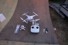 Dji phantom 2 Vision with Camera, extra blades, controller and wifi extender