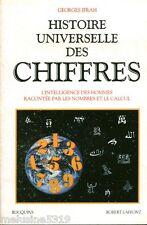 Livre  ésotérisme  histoire universelle des chiffres Tome 2    book