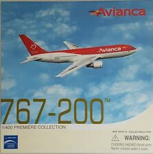 Dragon Wings Avianca 767-200 1:400