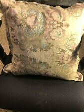 Pre-Owned Ralph Lauren Throw Pillow Margeaux Pattern