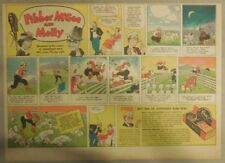 "Johnson's Auto Wax Ad ""Fibber McGee and Molly Radio Show!"" from 1930's"