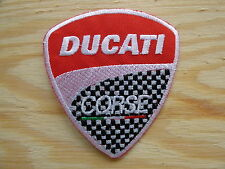 ECUSSON PATCH THERMOCOLLANT DUCATI CORSE superleggera 696 796 821 1200 821