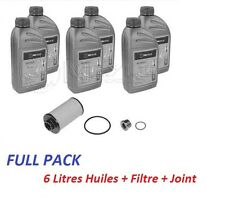 5L HUILE DE BOITE AUTO + FILTRE + JOINT VW GOLF V 5 2.0 TDI 170ch