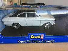 Revell 1:18 Opel Olympia A Coupe weiß 08446  Neu in OVP