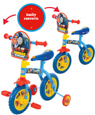 Thomas & Friends 2-in-1 10 inch Training Bike Blue Ages 2-4 Years