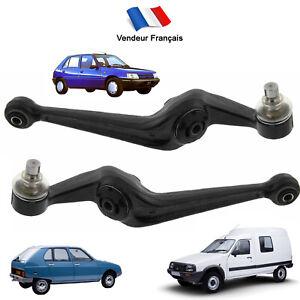 2 bras triangle suspension pour Peugeot 205 ou Citroën c15 visa droit et gauche