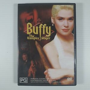 Buffy the Vampire Slayer - DVD very good condition dvd rare oop region 4