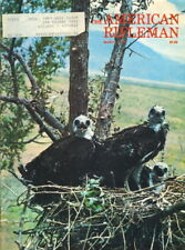 1976 American Rifleman Magazine: Red-Tailed Hawks Cover