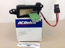 Chevrolet Trailblazer GMC Envoy Buick Rainier Hitze / Ac Control Resistor Neu