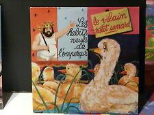 CLAUDE WINTER Les habits neufs de l empereur / vilain petit canard TC 86014