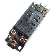 20 PTF08A Power Timer Relay Socket Base Screw Terminal 8 PIN LY2NJ HH62P QX-13F