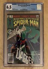CGC 6.5 Marvel Comics Spectacular Spider-Man #64 1st App. Of Cloak & Dagger