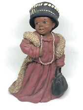 Vintage 1992 Martha Holcomb All God's Children Valerie Collectible Figure