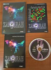 ZANZARAH -THe hidden portal  PC GAME