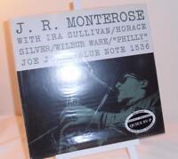 J. R. Monterose Blue Note 1536 ...Reissue....200 Gram....Quiex SV-P
